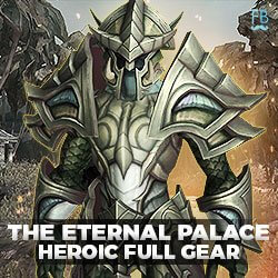 Buy the eternal palace heroic full gear
