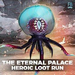 Buy the eternal palace heroic loot run