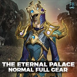 Buy the eternal palace normal full gear