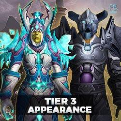 Buy tier 3 appearance