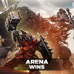 Buy arena wins