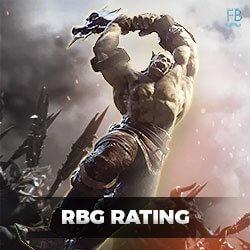Buy RBG Rating