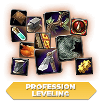 Buy profession leveling