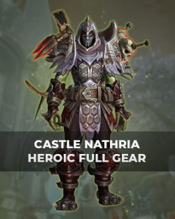 Buy castle nathria heroic full gear
