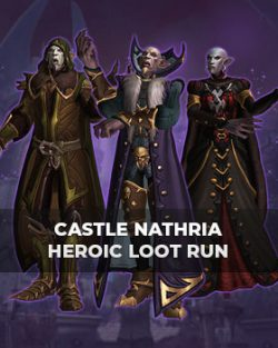 Buy castle nathria heroic loot run