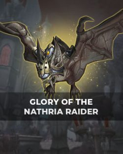 Buy glory of the nathria raider