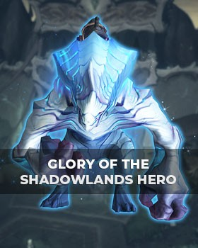 buy glory of the shadowlands hero