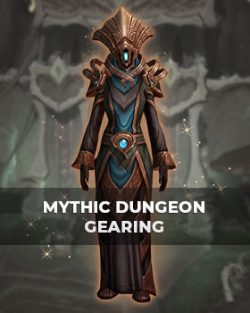 Buy mythic dungeon gearing