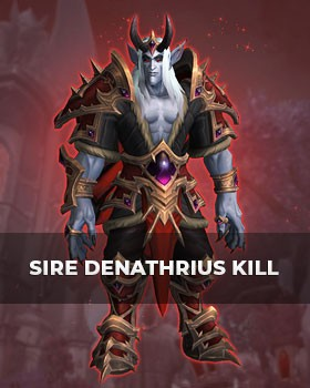 Buy sire denathrius kill
