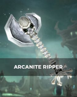 Buy Arcanite Ripper