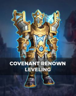 Buy Covenant Renown Leveling