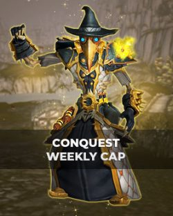 Buy Conquest Weekly Cap
