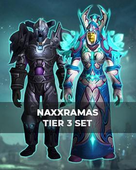 Buy Naxxramas Tier 3 Set