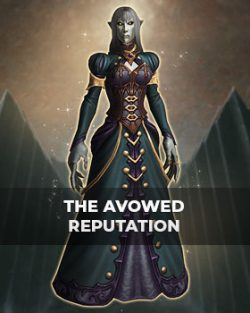 Buy The Avowed Reputation