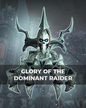 Buy Glory of the Dominant Raider
