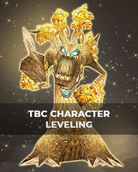 Buy TBC Character Leveling