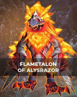 Buy Flametalon of Alysrazor