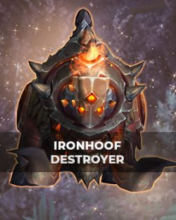 Buy Ironhoof Destroyer