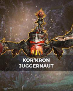 Buy Kor'kron Juggernaut