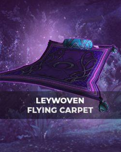 Buy Leywoven Flying Carpet