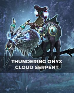 Buy Thundering Onyx Cloud Serpent