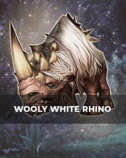 Buy Wooly White Rhino